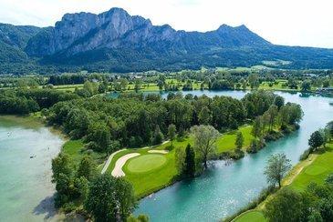 Golfclub am Mondsee Drohne (c) Golfclub Am Mondsee