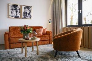 Salzkammergut Suite mit Sitzecke und Schlafmöglichkeit für 2 weitere Personen