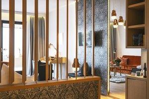 Salzkammergut Suite mit Balkon und Seeblick