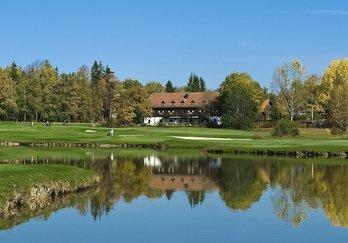 Golfclub Gut Altentann, Blick auf das Wasser