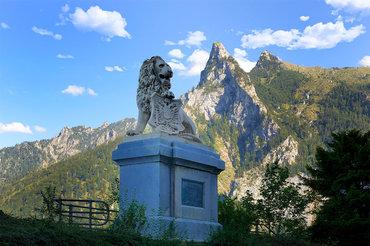 Löwendenkmal, (c) TVB-Traunsee-Almtal