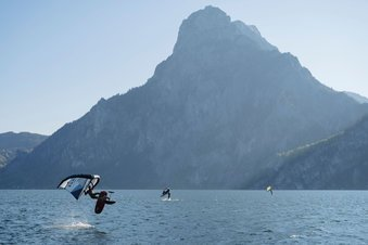 perfect conditions for watersportfans