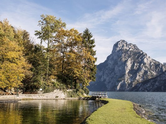 Erleben Sie einen herrlichen Herbst in unserem Traunkirchen