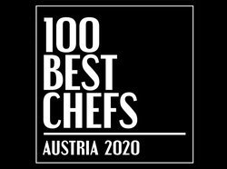 Lukas Nagl 100 Best Chefs Austria 2020