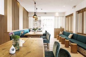 Innen- und Barbereich Restaurant Bootshaus