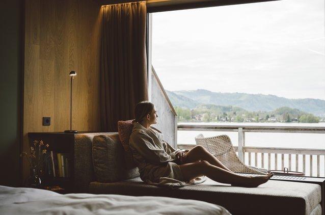 Enjoy the wonderful view