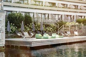 Exclusiver Stegbereich für Mini See Suiten