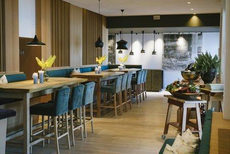 Einblicke in unser Restaurant Bootshaus