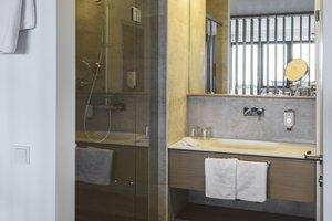 Badezimmer der Salzkammergut Suite