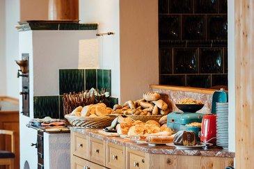 Frühstück im Seehotel Das Traunsee